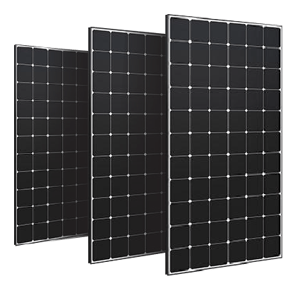 Сонячна батарея SunPower E-Series: E20-327-COM DC, Mono